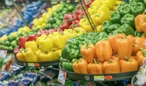 Becoming a vegan requires eating many colorful vegetables