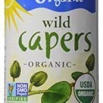 High protein organic capers