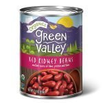 High protein red kidney beans
