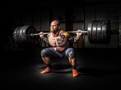 Weight Lifters Discuss the Challenges of Being Vegan