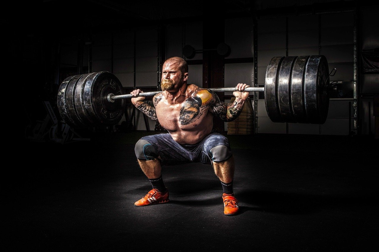 Weight Lifters Discuss the Challenges of Being Vegan 2